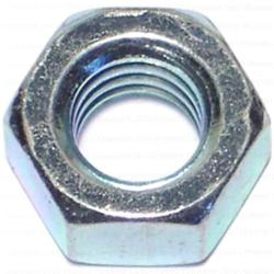 "5/16""-18 Coarse Finished Hex Nuts - 100pcs/pkg"