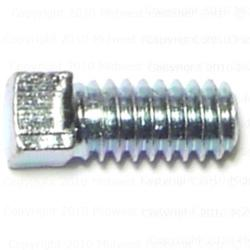 "1/4""-20 x 1/2"" Square Set Screw - 1 pcs."