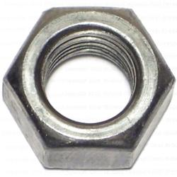 "7/16""-20 Left Hand Hex Nuts - 1 pcs."