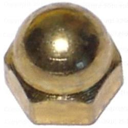 4-40 Acorn Cap Nuts - 1 pcs.