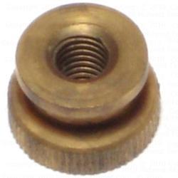 10-32 Knurled Nut - 1 pcs.