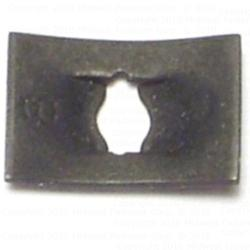 #4 Flat Speed Nuts - 2 pcs.