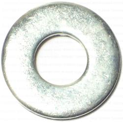 "1/4"" USS Flat Washer - 3350pcs/pkg"