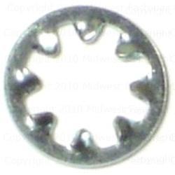 #10 Internal Tooth Lock Washer - 10 pcs.