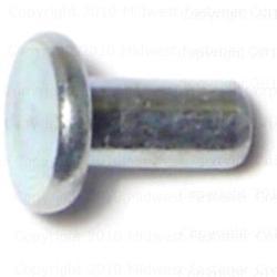 3 lb. Tinner Rivets - 100 pcs/box