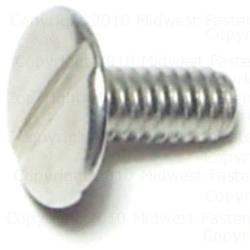 "8-32 x 3/8"" Slotted Binding Post Machine Screws - 60 pcs/box"