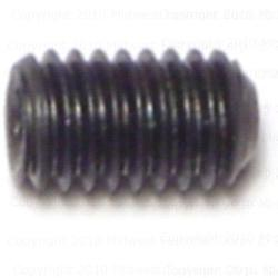 6mm-1.00 x 10mm Metric Socket Set Screws - 1 pcs.