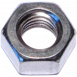 """Grip Fast 7/16""""-14 Hex Nuts Stainless Steel - 6 pcs/box"""