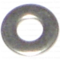 #3 Flat Washers - 50 pcs/box