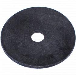 "1/4"" x 1-1/2"" x 1/16"" Rubber Washer - 1 pcs."