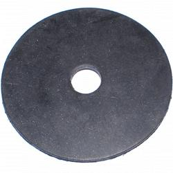 "1/4"" x 2"" x 1/16"" Rubber Washer - 1 pcs."