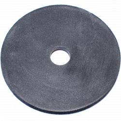 "3/8"" x 2-1/4"" x 1/8"" Rubber Washer - 1 pcs."