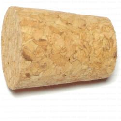 #10 Cork Stoppers - 1 pcs.