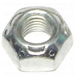 "1/4""-28 Top Lock Nut (Fine) - 1 pcs."
