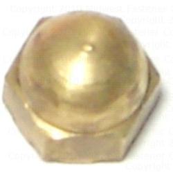 8-32 Acorn Cap Nuts - 1 pcs.