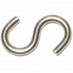 "1-3/4"" Wire ""S"" Hook - Large - 10 pcs/box"