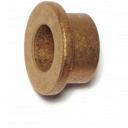 "1/2"" x 3/4"" x 1/2"" x 1"" Flange Bearings - 4 pcs/box"