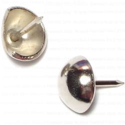 Nail In Flattened Shelf Pins - 20 pcs/box