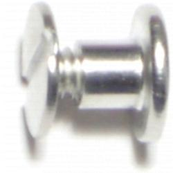 "3/16"" Screw Posts With Screws - 10 pcs/box"