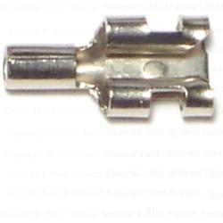 16-14Gauge Uninsulated Female Disconnects - 12 pcs/box