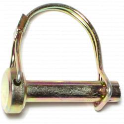 """3/8"""" x 1-5/8"""" Round Wire Lock Pins - 1 pcs."""
