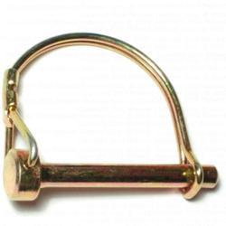 """1/4"""" x 2"""" Round Wire Lock Pins - 1 pcs."""