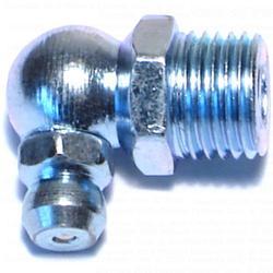 10mm-1.0 Metric Grease Fittings - 90° - 6 pcs/box