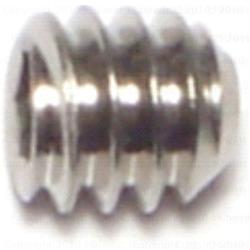 """1/4""""-20 x 1/4"""" Socket Set Screw (Coarse) - 10 pcs/box"""