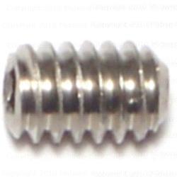 """1/4""""-20 x 3/8"""" Socket Set Screw (Coarse) - 10 pcs/box"""