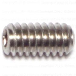 """1/4""""-20 x 1/2"""" Socket Set Screw (Coarse) - 10 pcs/box"""