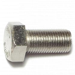 "1/2""-20 x 1"" Hex Cap Screws - Stainless - 1 pcs."