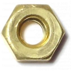 10-24 Hex Machine Screw Nuts - 2 pcs.