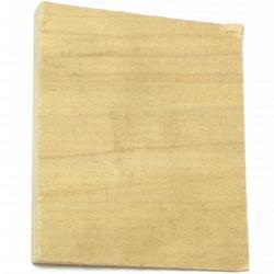 "3"" x 2-1/2"" x 3/8"" Wooden Wedges - 4 pcs/box"