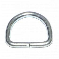 "3/4"" D-Rings - 15 pcs/box"