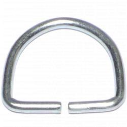 "1"" D-Rings - 15 pcs/box"