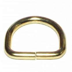 "1-1/8"" D-Rings - 12 pcs/box"
