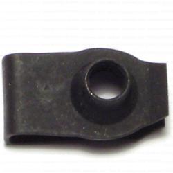 6mm Regular Extruded U Nuts - 12 pcs/box