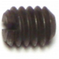1/4-20 x 5/16 Slotted Headless Set Screws - 1 pack