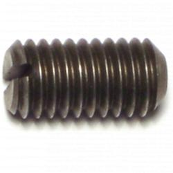 3/8-16 x 3/4 Slotted Headless Set Screws - 1 pack