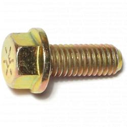 3/8-16 x 1 Flange Bolts - Grade 8 - 1 pcs/box