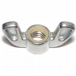 3/8-16 Wing Nut Nylon Insert - 1 pcs/box
