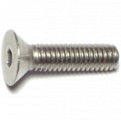 5/16-18 x 1-1/4 Flat Socket Cap Screws - Stainless - 1 pcs/box