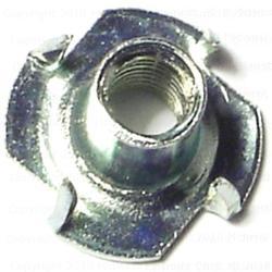 8mm-1.25 x 15mm T-Nuts - 10 pcs/box