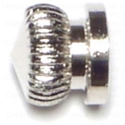 8-32 thread Knurled Lamp Knobs - 10 pcs/box