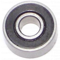 0.1875 x 0.5000 x 0.1960 Precision Ball Bearings - 2 pcs/box