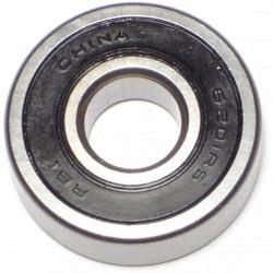 "0.4724 x 1"".2598 x 0.3937 Precision Ball Bearings - 2 pcs/box"