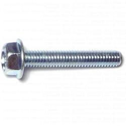 6mm-1.00 x 35mm JIS Flange Bolts - 12 pcs/box