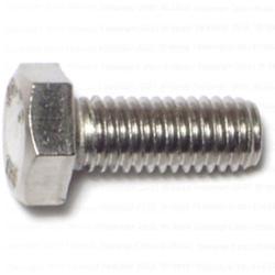 8mm-1.25 x 20mm Hex Cap Screws - Class 10.9 - 1 pack