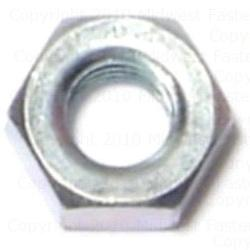 6mm-1.00 Metric Finished Hex Nuts - 2 pcs.
