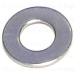 4mm Wavy Lock Washer - 6 pcs.